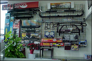 kaspers-automotive-repair-showroom-storefront3 Slideshow