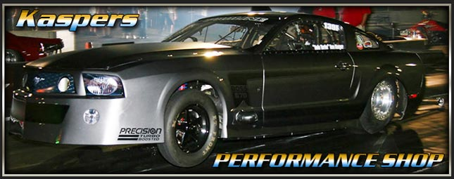 Kaspers Certified Automotive High Performance Shop Outlaw 10.5 Mustang, Tommy Kasper
