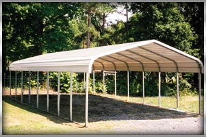 Kaspers Steel Carports And Garages