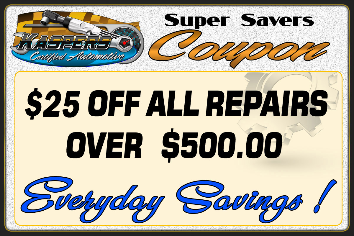 New Jersey Auto Repair Specials And Coupons, KaspersKorner / Kaspers ...: http://www.kasperskorner.com/auto-repair-specials.html