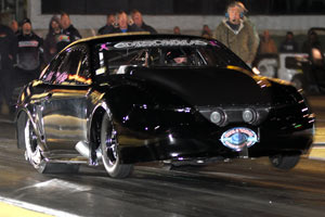 TJ Kasper Sets All Time Outlaw 10.5 World Record Shakedown Nationals 201 MPH